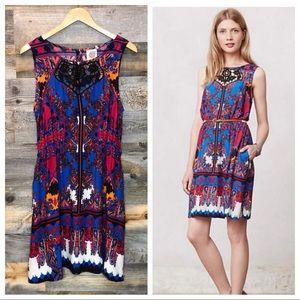 Anthropologie | Lilka Empresso Boho Dress | M